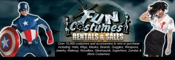 Fun Costumes Rentals & Sales